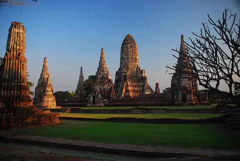 Wat Chai Wattanaran