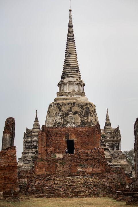 Wat Phra Si Sanphet Chedi 2