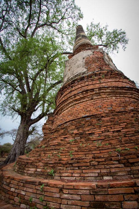 Wat Phra Si Sanphet Chedi