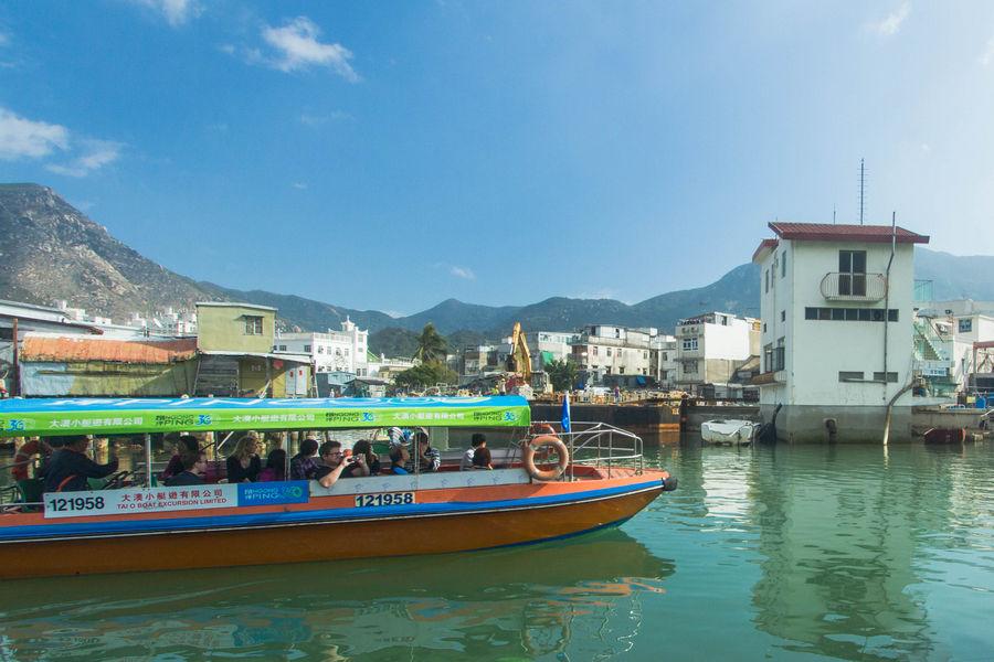 Tai O Boat Tours