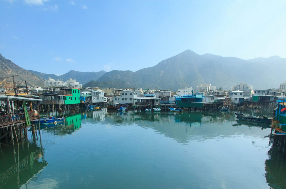 Tai O Fishing Village [Hong Kong Day Trip]