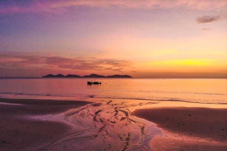 Charlie Beach Sunset