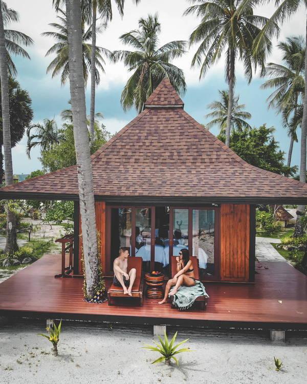 Koh Mook Sivalai Beach Resort Bungalows