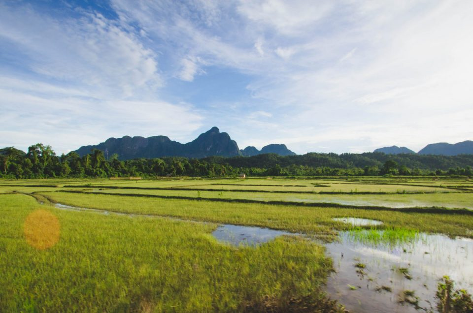 Two Week Laos Travel Itinerary