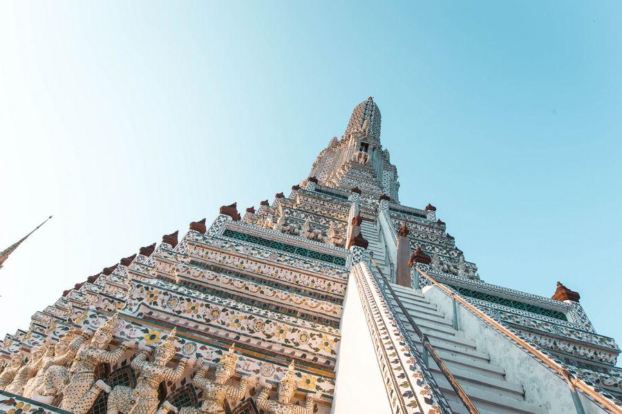 Wat Arun Central Spire