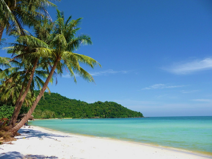 Bai Sao Beach, Phu Quoc