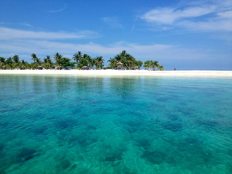 Kalanggaman Beach