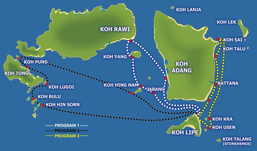 Koh Lipe Snorkeling Trips