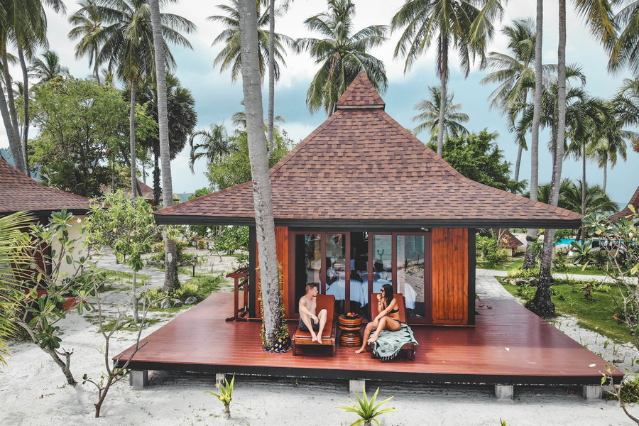 Koh Mook Sivalai Beachfront Bungalows