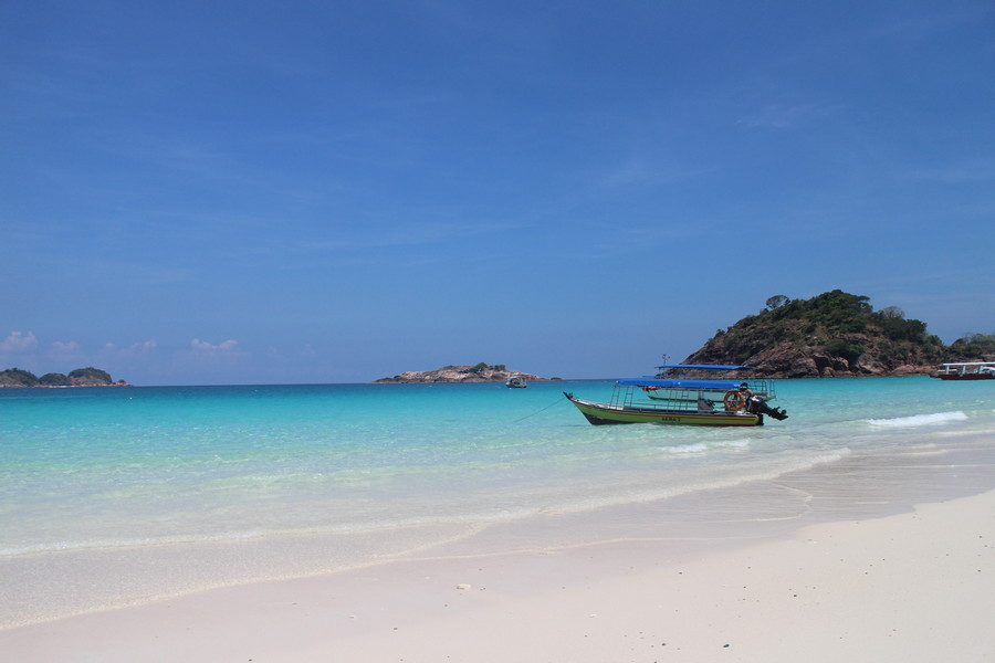 Long Beach, Redang Island