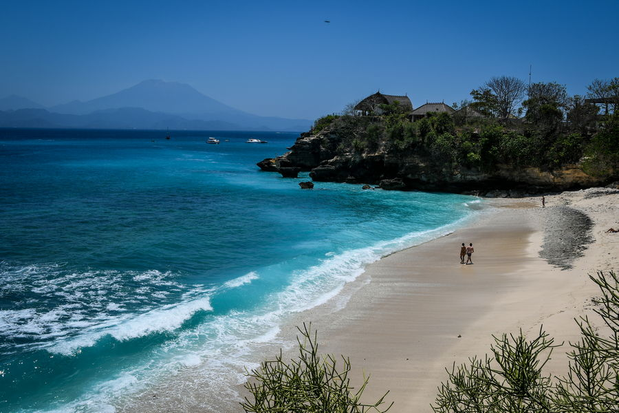 Secret Beach, Nusa Lembongan