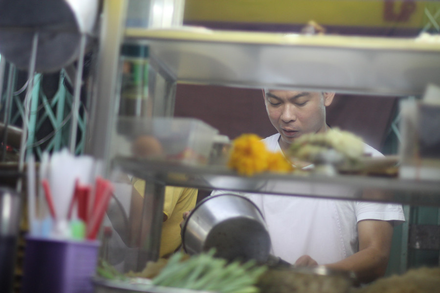 Street Food in Chinatown