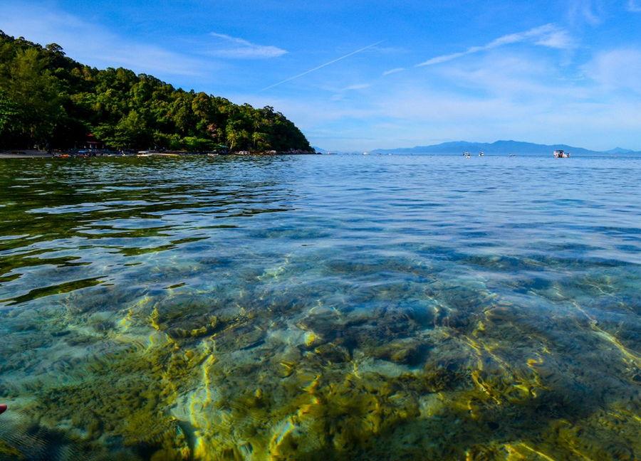 Teluk Pauh Beach, Perhentian Besar