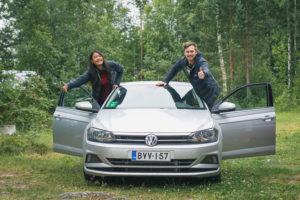 Rental Car in Helsinki