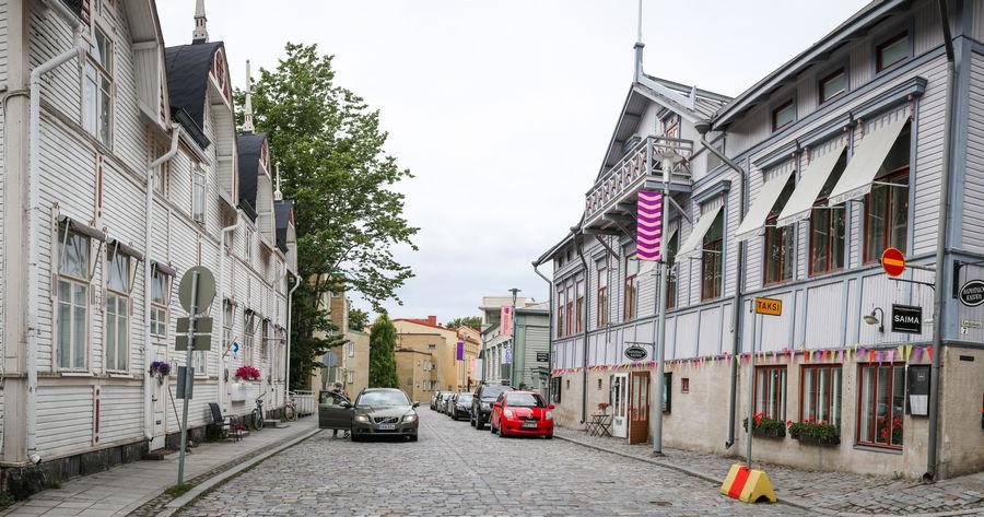 Savonlinna Old Town