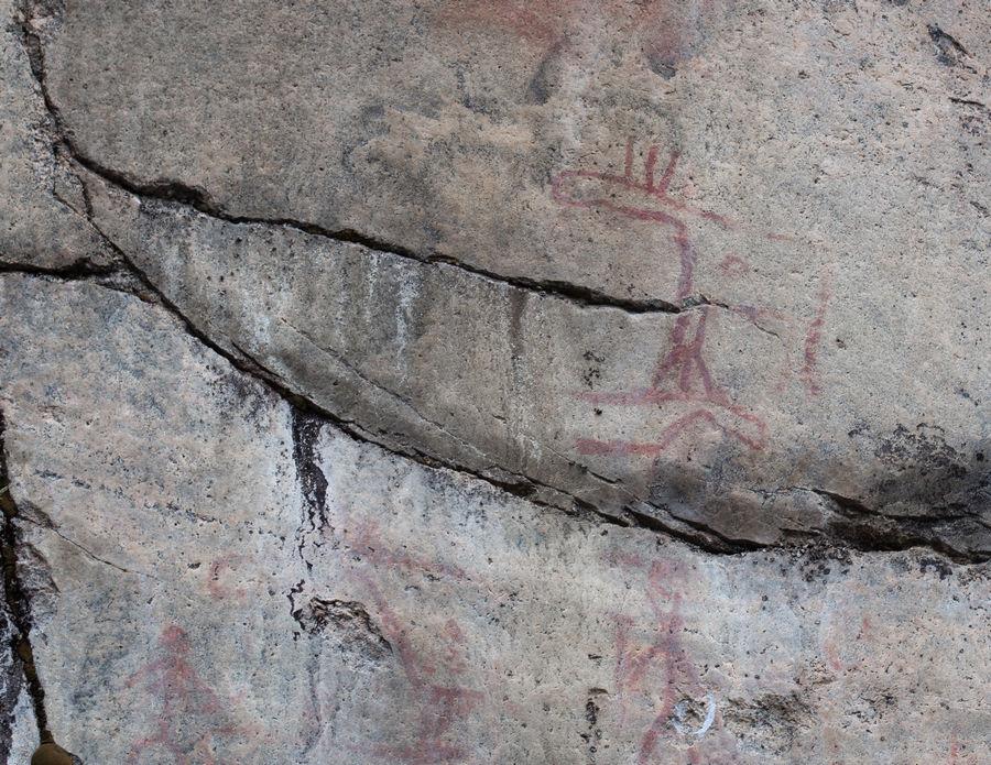 Astunvansalmi Rock Paintings