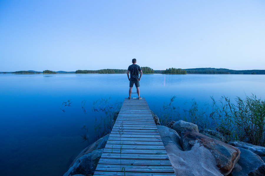 Lake Keitele, Finland