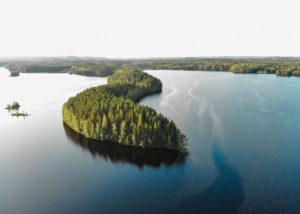 Leivonmaki National Park, Finland