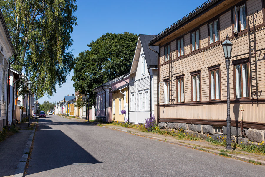 Nerista Kokkla, Finland