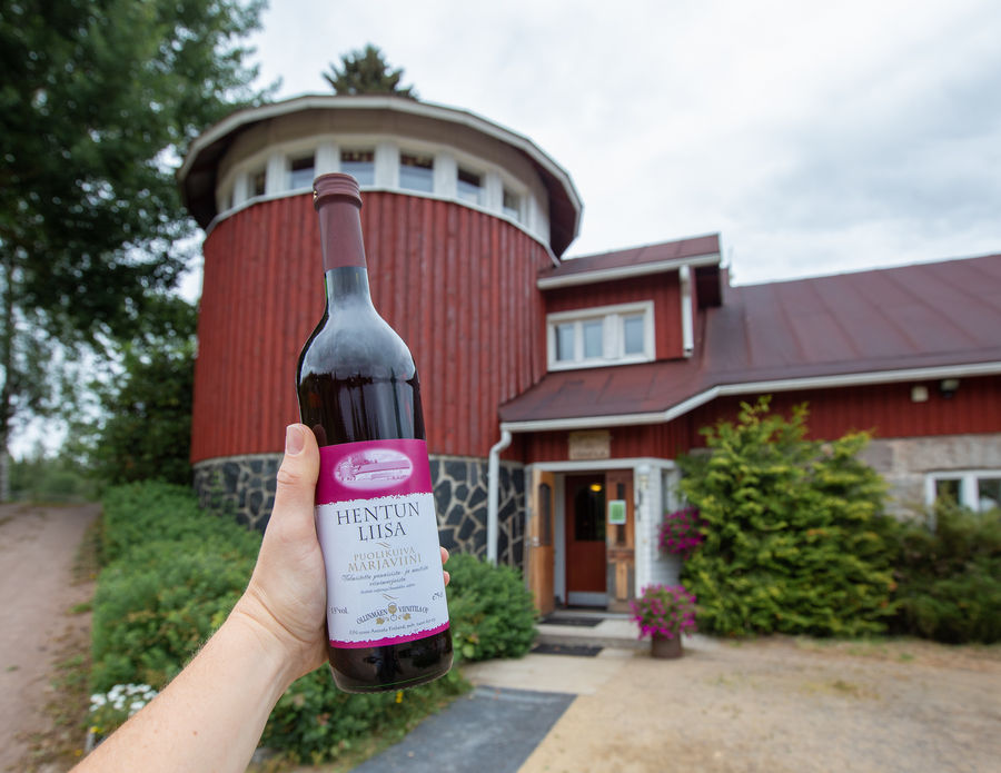 Ollinmaki Berry Winery