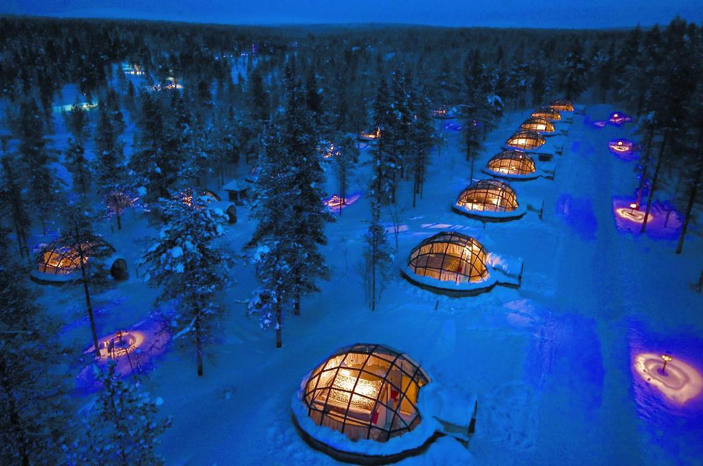 Kakslauttanen Arctic Resort 1