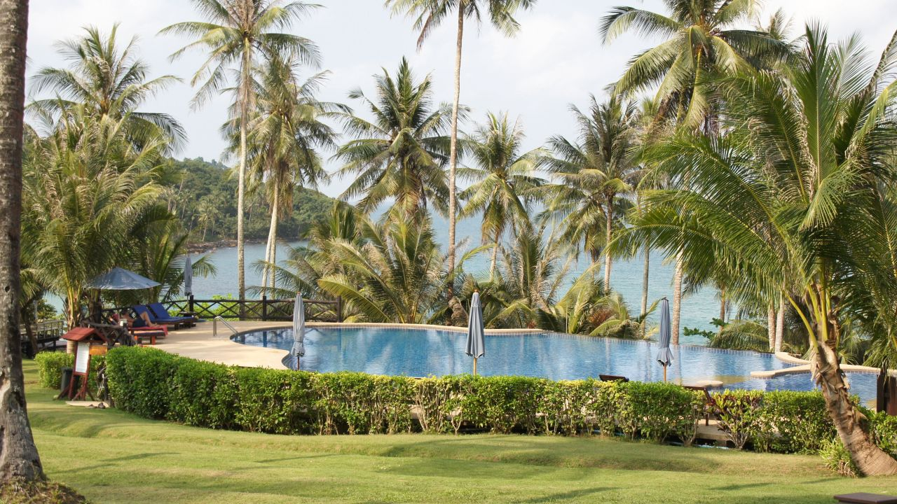 Koh Kood Beach Resort Pool