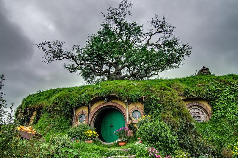 Hobbiton - South of Auckalnd