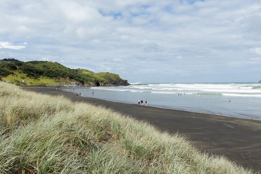 Muriwai Beach - Auckland West Coast