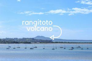 Rangitoto Volcano - Auckland