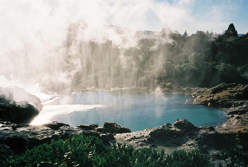Rotorua - Thermal Region