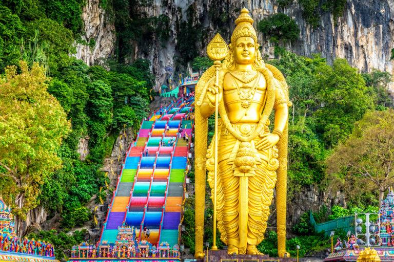Batu Caves - Kuala Lumpur Day Trip