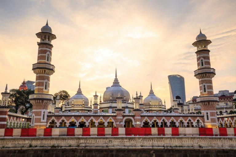 Masjid Jamek Mosque, Kuala Lumpur