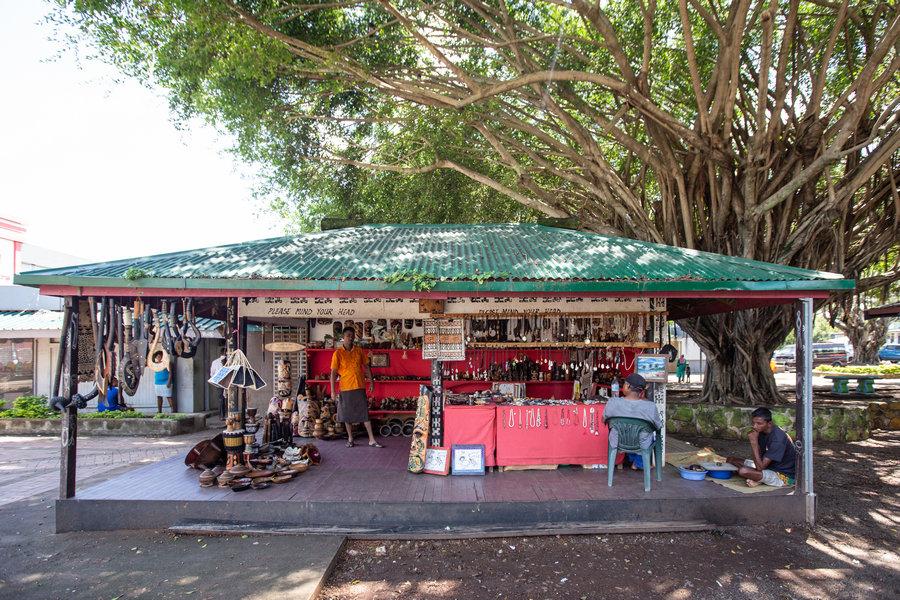 Fijian Handicraft Store