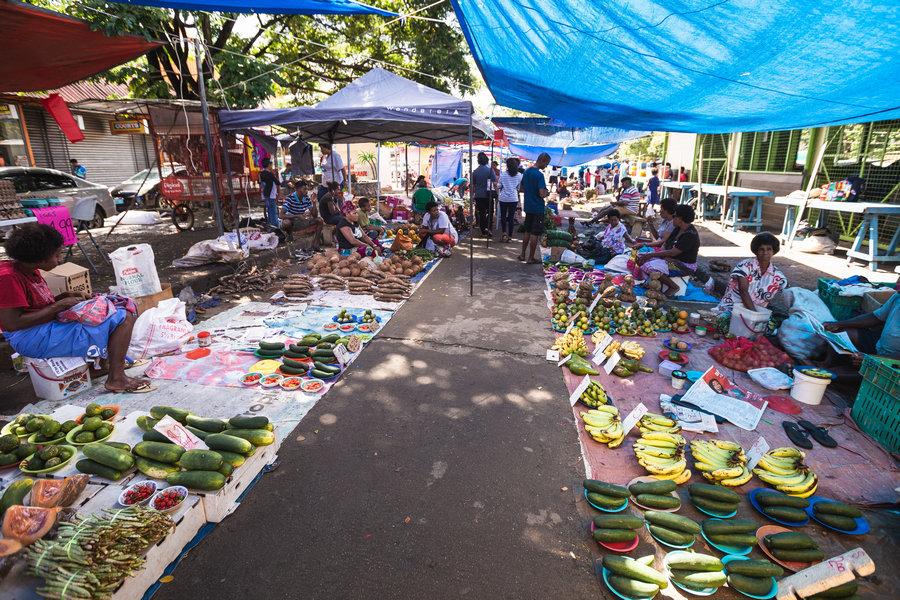Nadi Market 2