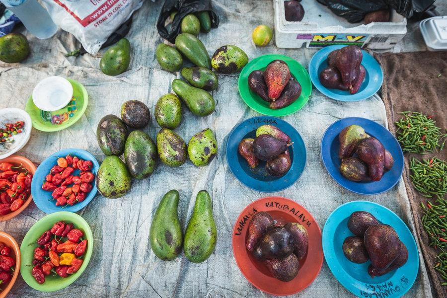 Nadi Market Fresh Produce