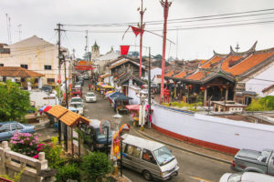Cheng Hoon Temple and Jalan Tokong